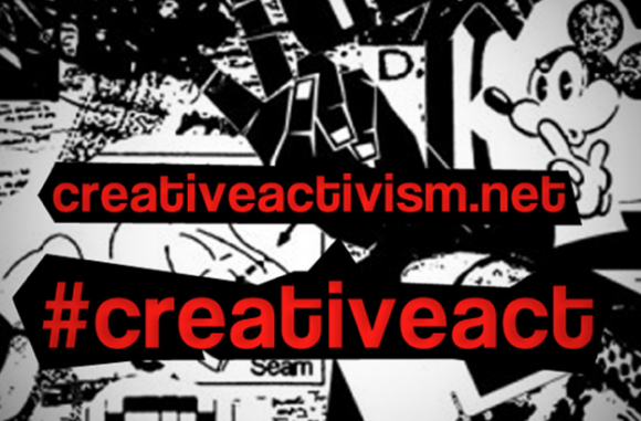 creative activism_live